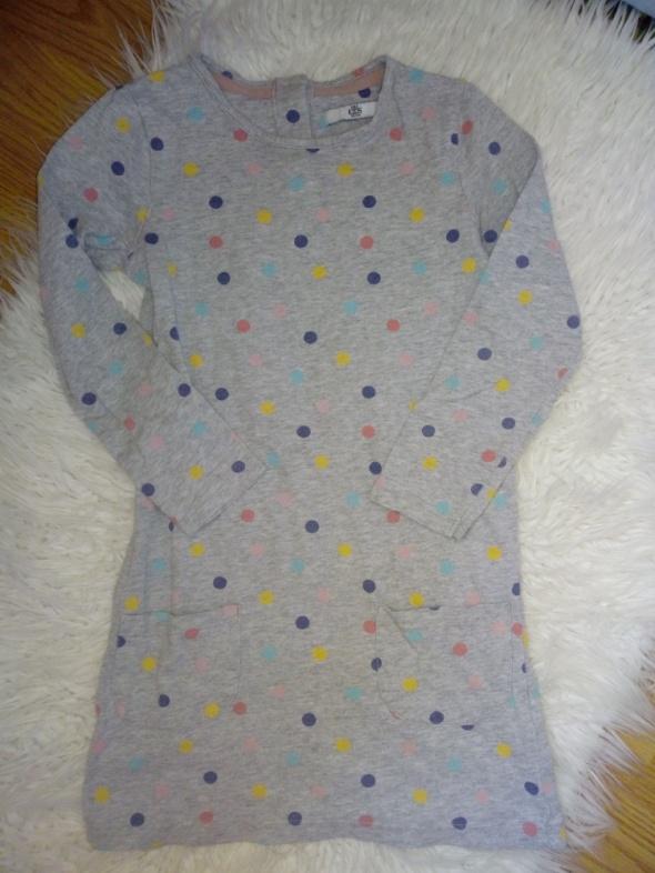 Sukienka tunika r 5 6 lat