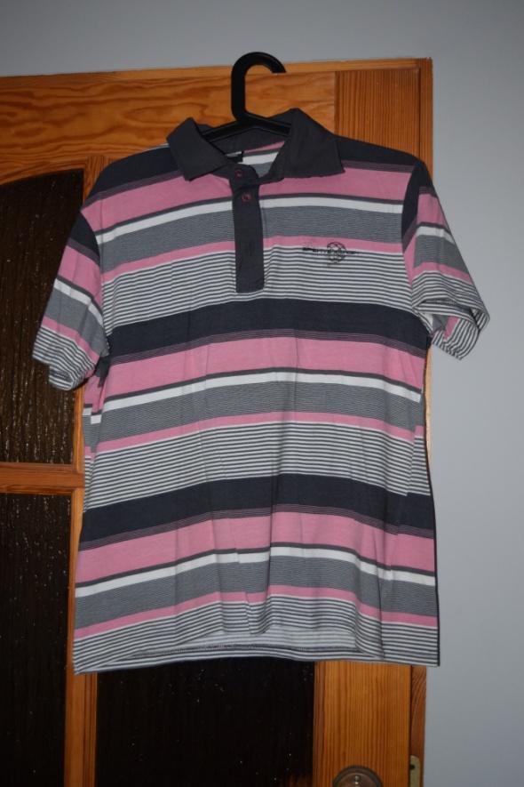 Męska koszulka polo tshirt rozmiar L