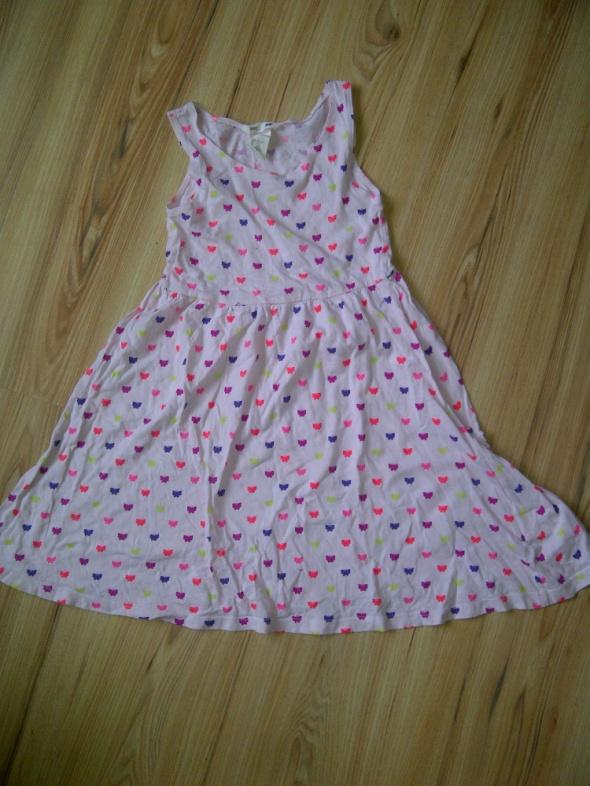 Sukienka HM r 4 6 lat