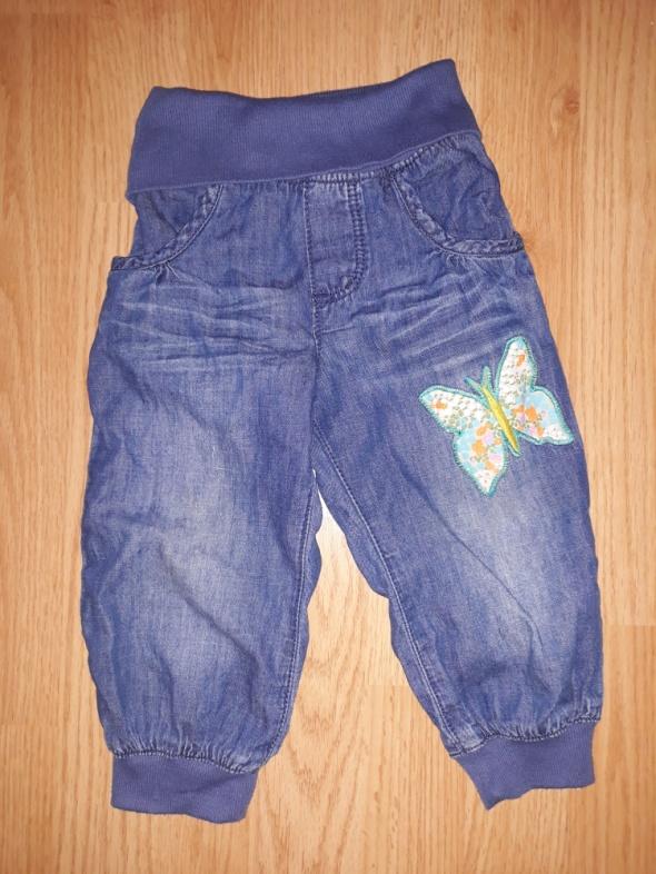 Spodnie HM r 12 18 miesiace