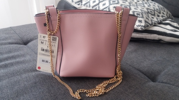 Nowa torebka listonoszka Zara