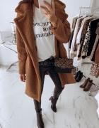 Nowy płaszcz miś...