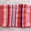 HM komin szalik aztecki wzór aztec wzory...