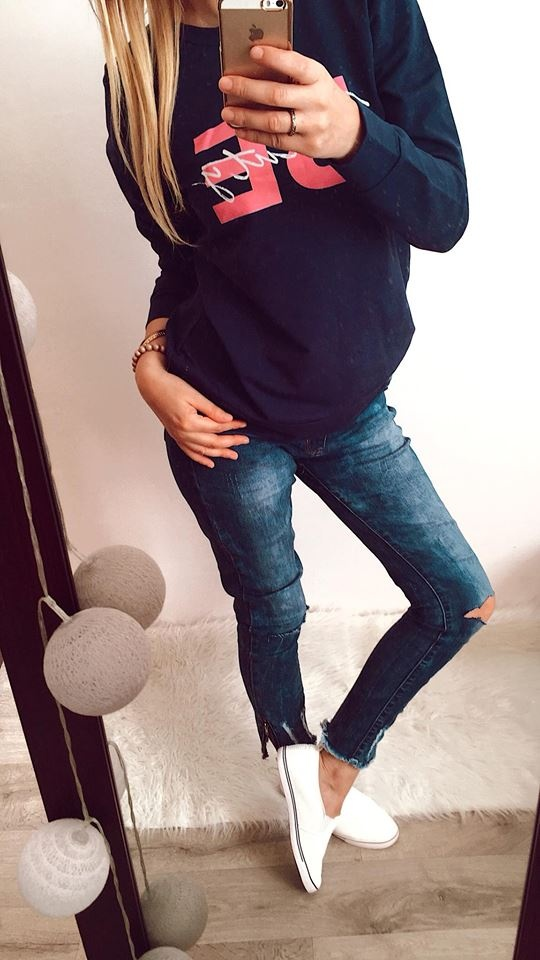 Bluza Damska Grantowa rozmiar L