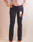 Nowe z metką Spodnie Jeansy Bootcut W30 L32 XL 42...
