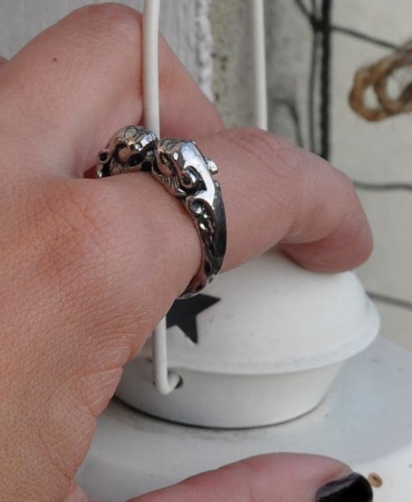 pierścionek tygrysy