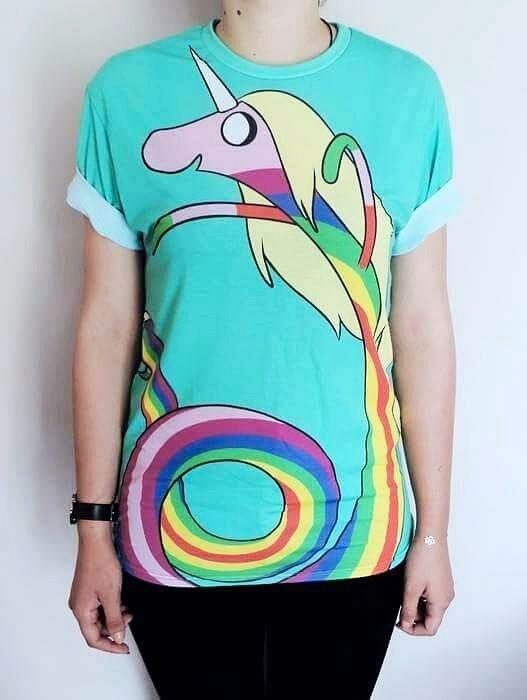 Koszulka Adventure Time...