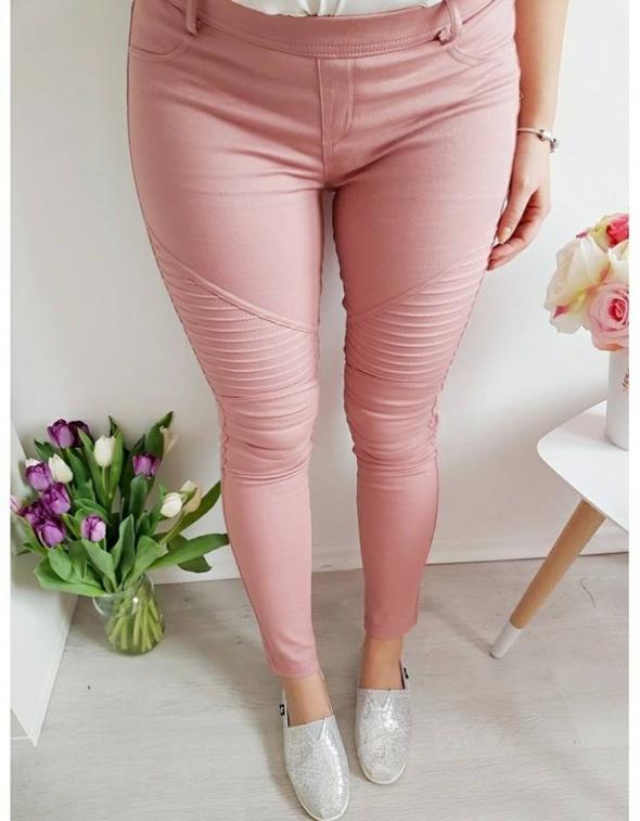 Spodnie pudrowe tregginsy