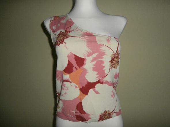 Bluzka damska NEXT kwiaty 36 38...
