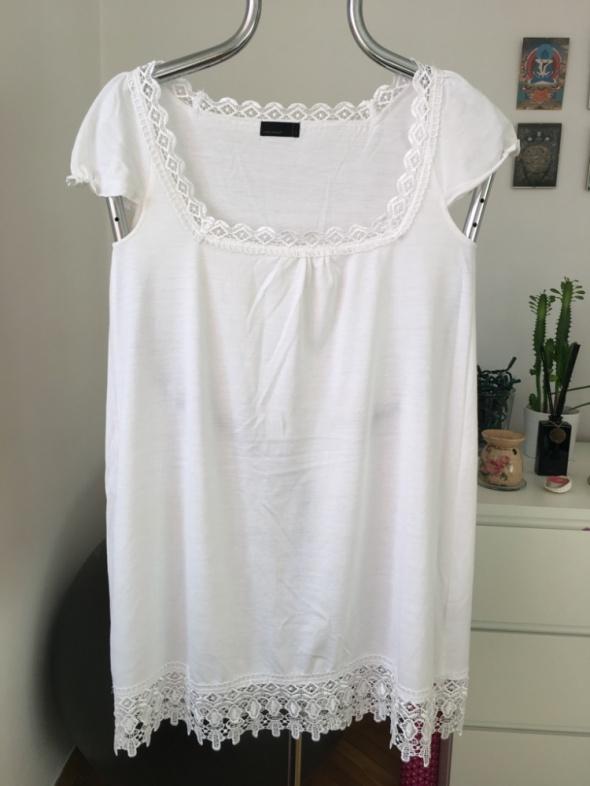 Biała koszula nocna Vero Moda L