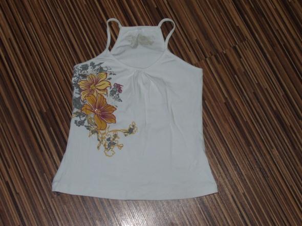 bluzeczka na ramiaczkach rozmiar 134