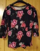 Bluza w kwiaty H&M...