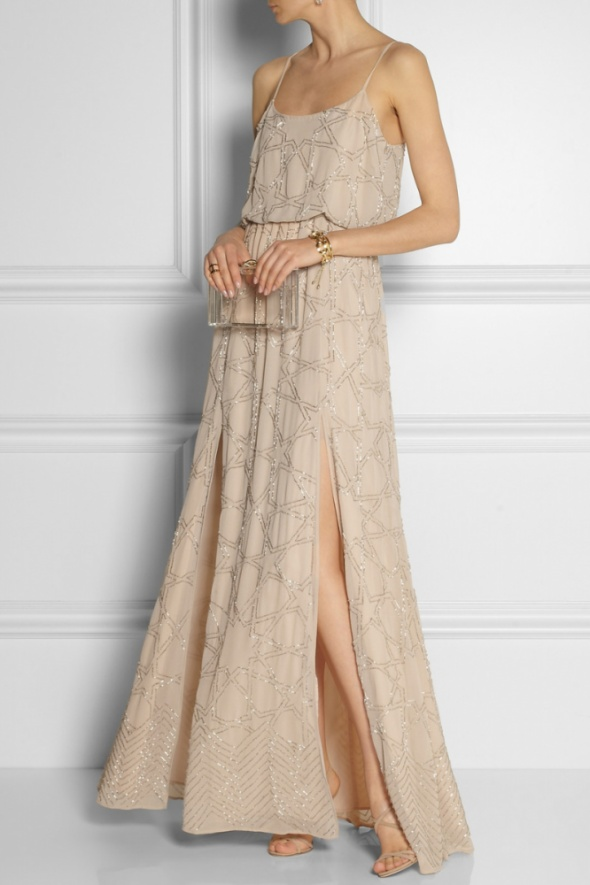 ASOS weeding maxi sukienka miętowa mint długa w Suknie i