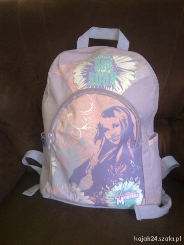 Plecak Hannah Montana i Disney