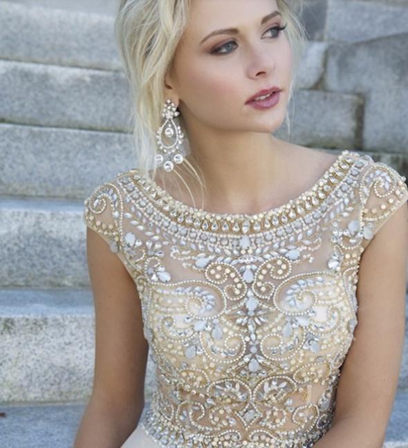 6da6eeb185b3 WESELE sukienka cudo koronka KRYSZTAŁKI w Suknie i sukienki - Szafa.pl