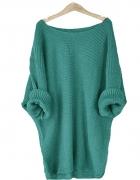Cieplutkie sweterki w różnych kolorach...