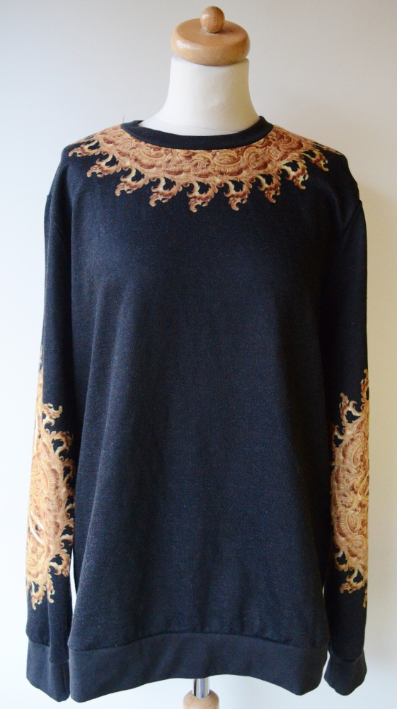 Bluza 21 Men L 40 American Brand Designer Czarna...