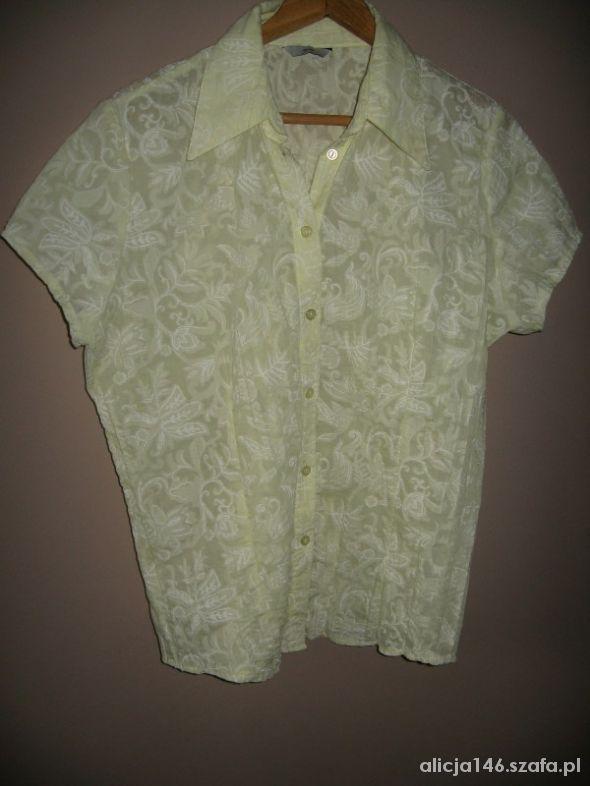 Evie bluzka koszulowa plus size 44 XXL...