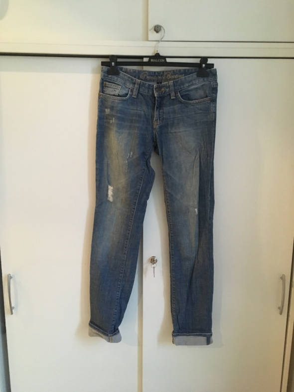 jeansy boyfriend Gap 38...