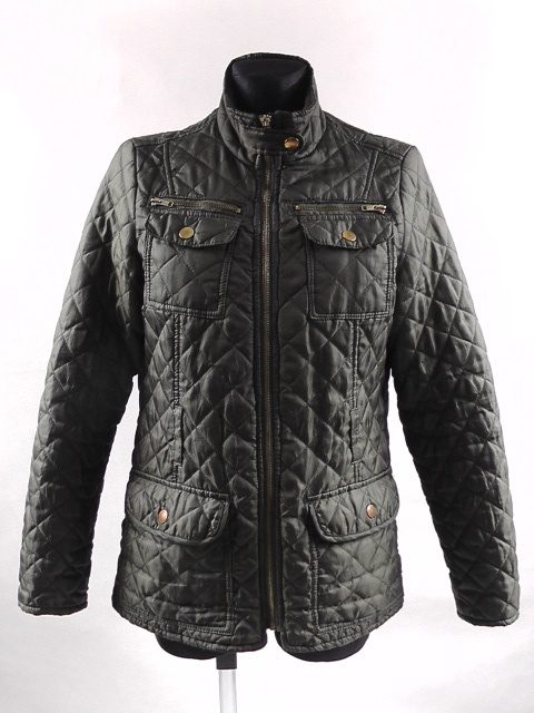 0ce476bd8dc84 Odzież wierzchnia Look kurtka damska pikowana wiosna jesień rozm XL