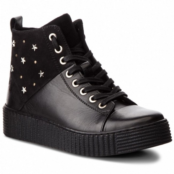 Sneakersy LASOCKI czarne...