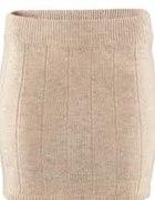 H&M spódnica beżowa