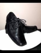 Eleganckie buty Pantofle chłopięce Pantofle młodzieżowe 38...