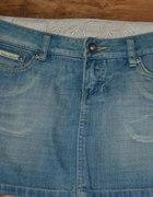 spódnica jeansowa mini house roz S...