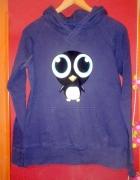 Bluza z pingwinem Fishbone...