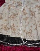 sukienka weselna gorsetowa