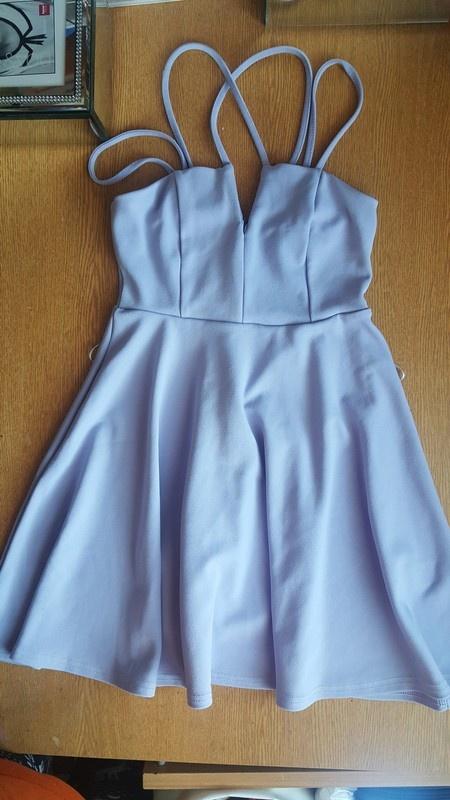 Nowa rozkloszowana sukienka new look s...