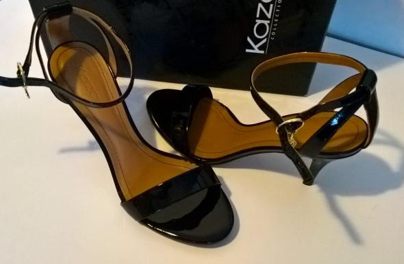 sandały skórzane Kazar