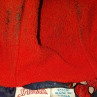 kurtka dla fana spidermana