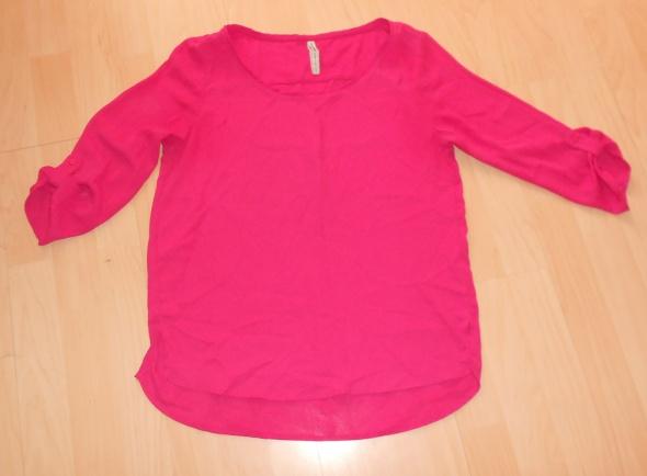 różowa bluzka stradivarius s