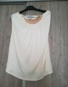 Biała bluzka Apart...