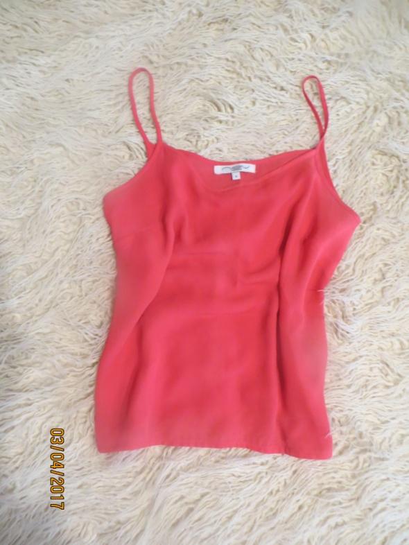 Różowa koszulka New Look