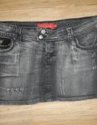 Influence mini spodniczka spodnica jeansowa 42 XL...