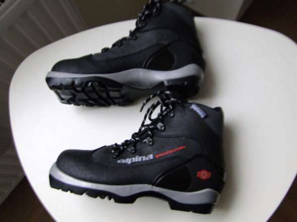 Nowe buty Alpina do biegówek R39