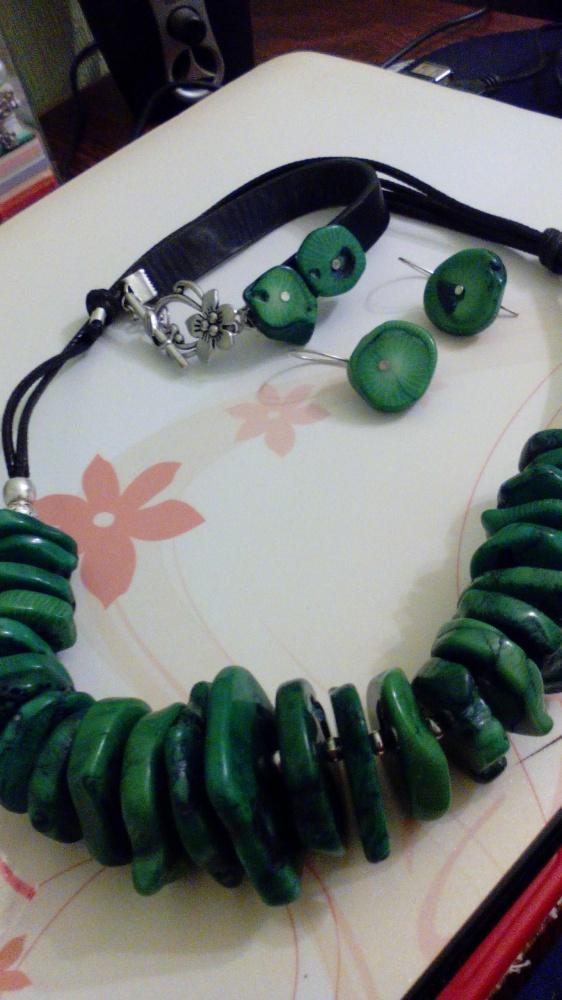 Zielony koral