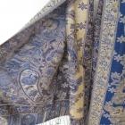 Kolory szal w indyjskim stylu