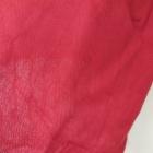 Czerwony szalik H&M