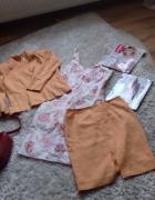 Komplet żakiet spódnica Simple Sukienka Twin M...
