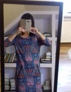 Sukienka Reserved M boho