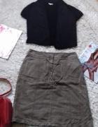 Bolerko bluzka Solar M i spódnica Olsen M...