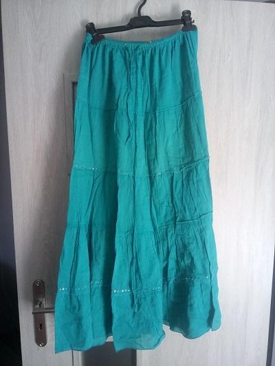 maxi spodnica