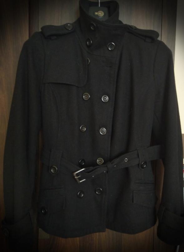 Orsay 42 44 Kurtka płaszcz taliowany...