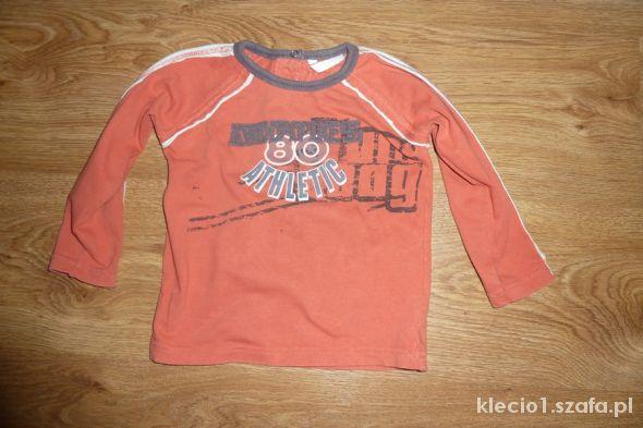 ubranka dla chłopca 86 92