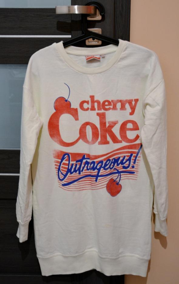 Bluza CocaCola Atmosphere 42 beżowa