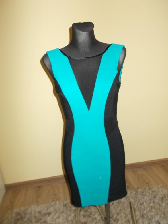 Sukienka siateczka Miss Selfridge 38