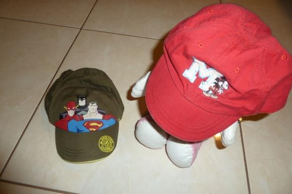 Czapki czapeczka HM rozmiar 74 do 80 Myszka Miki